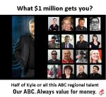 ABC value for money regional