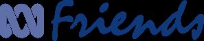 ABC Friends logo (landscape)